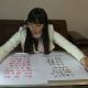 Escribe con las dos manos a la vez, en diferentes idiomas