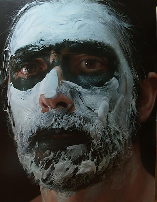 Las pinturas hiperrealistas de Eloy Morales