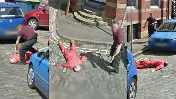 Resuelto el misterioso asesinato de Google Street View