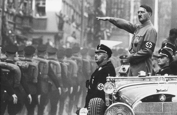 Varios Secretos De Hitler