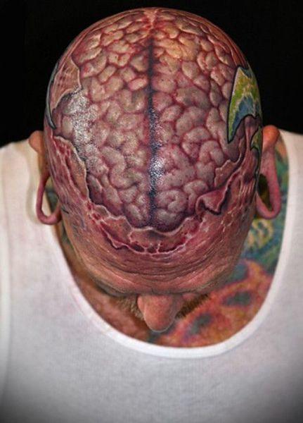 Tatuajes Extremos