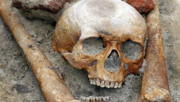 Hallan una tumba de vampiros en la localidad polaca de Gliwice